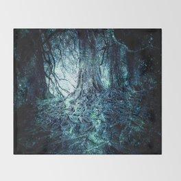 The Wishing Tree Throw Blanket