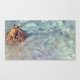 Watchtower Canvas Print