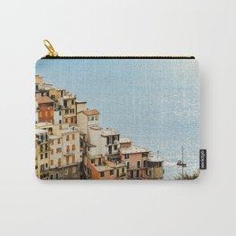 riomaggiore coast Carry-All Pouch
