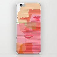 sandra dieckmann iPhone & iPod Skins featuring Sandra Dee by ramalamb