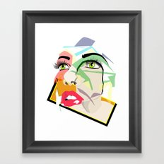 Anyone Framed Art Print