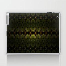 Fractal Martians Laptop & iPad Skin