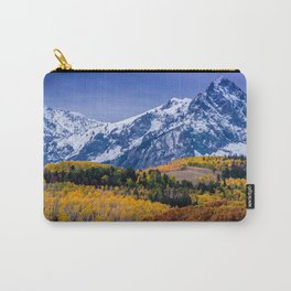 Sneffels Range Fall Sunrise - Colorado Carry-All Pouch