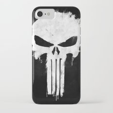 Punisher White Slim Case iPhone 7