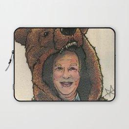 Bear Suit Marc Laptop Sleeve