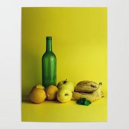 Lemon lime - still life Poster