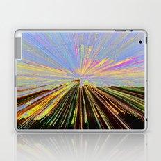 0255 bent Laptop & iPad Skin