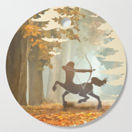 Mystic Hunt Cutting Board