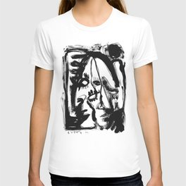 Eternity of a Lifetime - b&w T-shirt