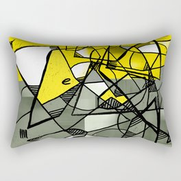 It's complicated  Rectangular Pillow