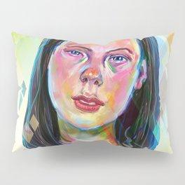 Saint shape Pillow Sham