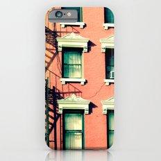 Orange Houses, New York iPhone 6s Slim Case