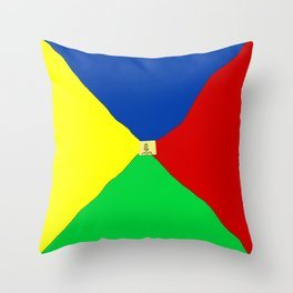 Don't Post-it Throw Pillow