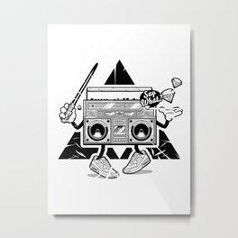MadBox Metal Print