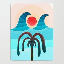063 - Sun attack!!! Poster