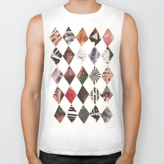 DIAMONDS Biker Tank
