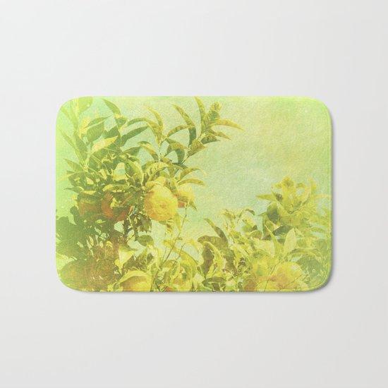 Mandarine Tree Bath Mat