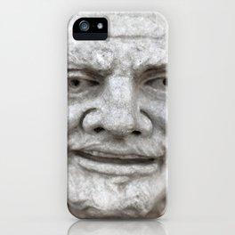 Roman Relief Sculpture iPhone Case