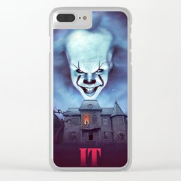 IT we all float down here! Clear iPhone Case