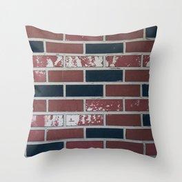 Firehouse Art Throw Pillow