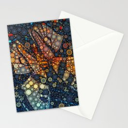 Glamorous Butterfly Stationery Cards