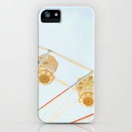 Ferris Wheel II iPhone Case