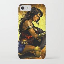 Amazonian Woman iPhone Case