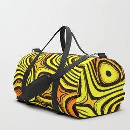 Abstract Loop 1A Duffle Bag