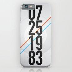 07/25/1983 Slim Case iPhone 6s