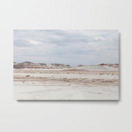 The Painted Desert Metal Print