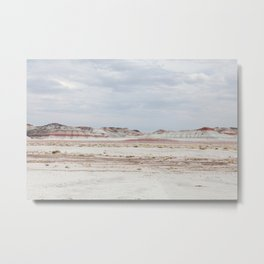 The Painted Desert Metal Print