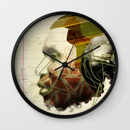 Jay Electronica Wall Clock