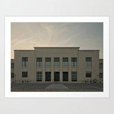 Lisboa Art Deco #05 Art Print