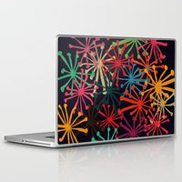 matisse Laptop & iPad Skins featuring Flower Bouquet by Picomodi