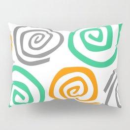 Snail Party Pillow Sham
