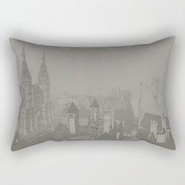 Old grawer Rectangular Pillow