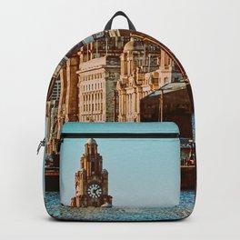 Albert Dock, Liverpool Backpack
