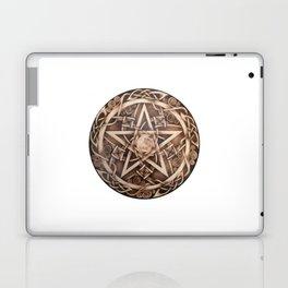 Brigid's Pentacle Laptop & iPad Skin