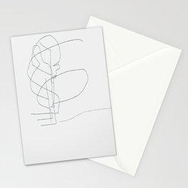 Landscape Sketch Stationery Cards