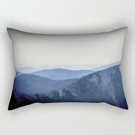 Blue Hills Rectangular Pillow