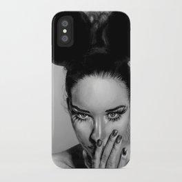 + Beauty School + iPhone Case