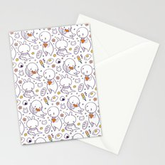 Heart Kids Pattern Stationery Cards