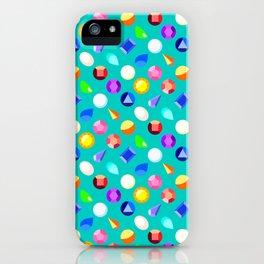 Gems iPhone Case