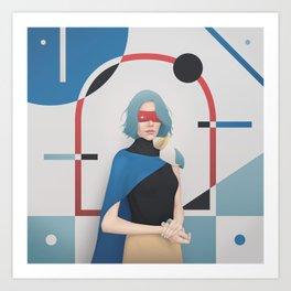 SCHV 23 Art Print