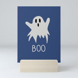 Are you scared ? Mini Art Print