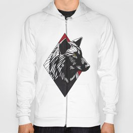 A Wolf at the Door Hoody