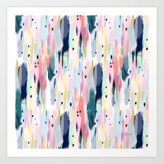 Illumination - Pink Twilight Art Print