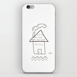 Sweet Home iPhone Skin