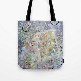 Veils Of Perception 2 - Illumination Tote Bag