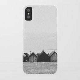 SWEDEN iPhone Case